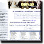 Robert Farnon Society website